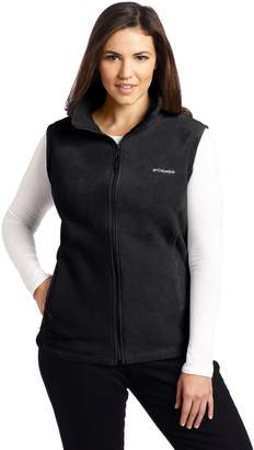 Columbia Women's Plus-Size Benton SpringsTM Vest Outerwear