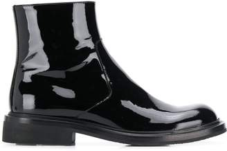 Prada side-zip ankle boots