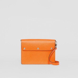 Burberry Triple Stud Grainy Leather Crossbody Bag