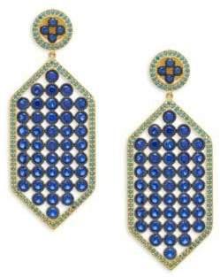 Freida Rothman Modern Mosaic Post Earrings