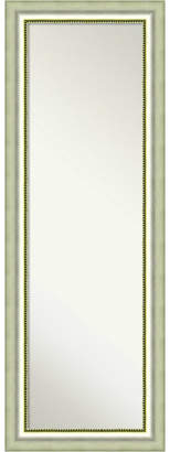 Amanti Art Vegas Curved 19x53 On The Door-Wall Mirror