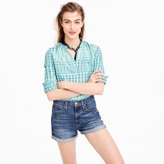 Popover in gingham ikat $69.50 thestylecure.com