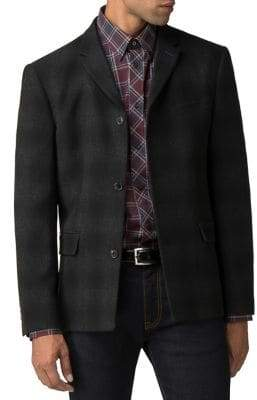 Ben Sherman Shadow Cheque Blazer