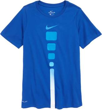 Nike Dry Elite Stripe T-Shirt