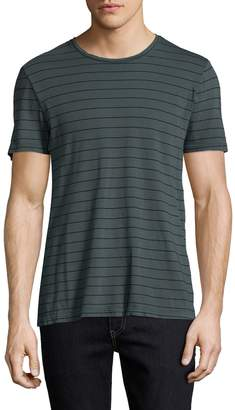Save Khaki Men's Surf Stripes Cotton Tee