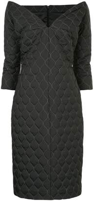 Zambesi Tulip quilted mid dress