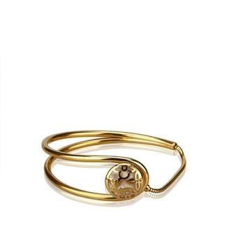 Louis Vuitton Gold Metal Bracelet