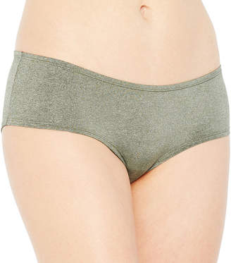 Ambrielle Tailored Microfiber Hipster Panty