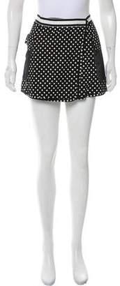Dolce & Gabbana Polka Dot Swim Skirt