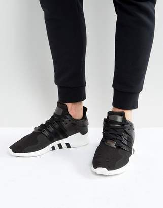 adidas EQT Support ADV Sneakers In Black BB1295