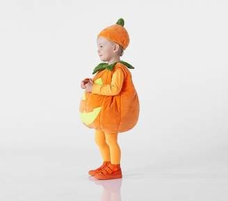 Pottery Barn Kids Pumpkin Glow Felt Treat Bag