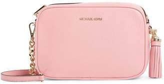 MICHAEL Michael Kors Large Leather Camera Bag