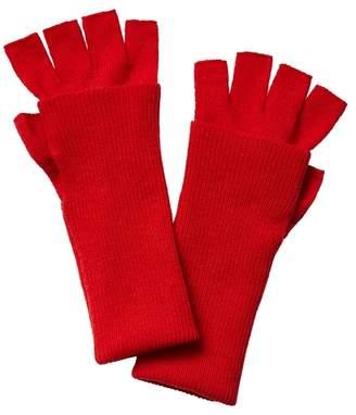 Athleta Wool Cashmere Convertible Glove