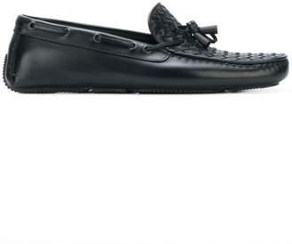 50408a4d190 Bottega Veneta Intrecciato woven loafers