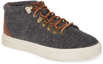 Band of Gypsies Dove Mid Top Sneaker