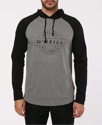 O'Neill Men's Mateo Long Sleeve Hooded T-Shirt