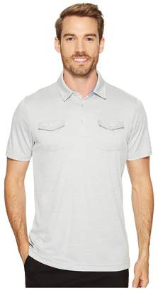Puma Tailored Double Pocket Polo Men's Short Sleeve Knit