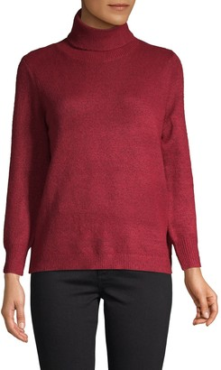 Joie Lizetta Long-Sleeve Turtleneck Sweater