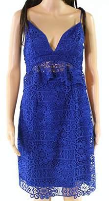 GUESS Women's Lace Bustier Dress