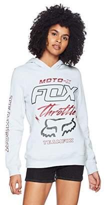 Fox Women's Throttle Maniac Pullover Hoody Sweatshirt