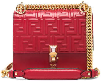 Fendi Small Logo Embossed Kan I