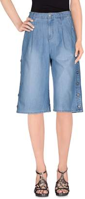 Sjyp Denim bermudas - Item 42540074XT
