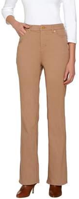 Liz Claiborne New York Petite Hepburn Colored Bootcut Jeans