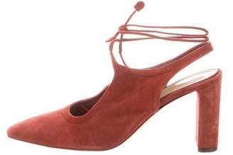 The Row Camil Pointed-Toe Pumps