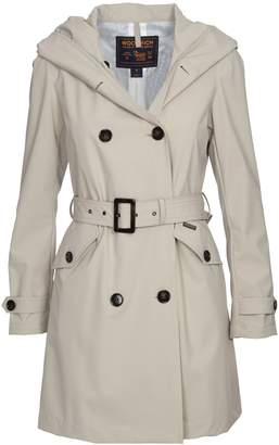 Woolrich Trench With Hood