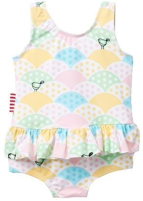 SOOKIBABY Spotty My Dotty Skirted One-Piece Swimsuit (Baby Girls)