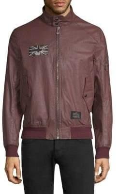Belstaff Ashburham Brit Bomber Jacket