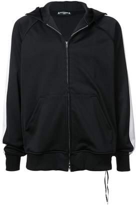 Mastermind World zipped up sport jacket