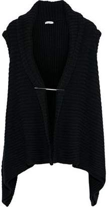 Ann Demeulemeester Pepito Cable-Knit Alpaca-Blend Cardigan