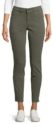 Lord & Taylor Utility Skinny Pants