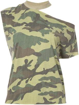 RtA Axel camouflage T-shirt