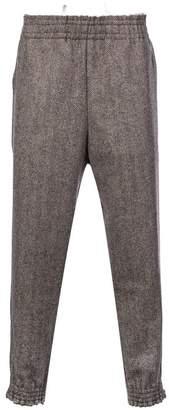 Camiel Fortgens elasticated waist trousers