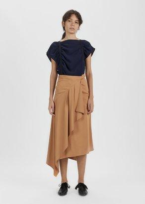 Rachel Comey Flux Layered Ruffle Skirt