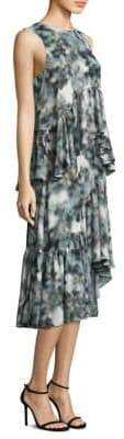 DAY Birger et Mikkelsen Prose & Poetry Anderson Slim-Fit Two-Fer Midi Dress