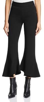 Kobi Halperin Alba Cropped Flare Pants