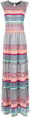 Cecilia Prado knitted maxi dress