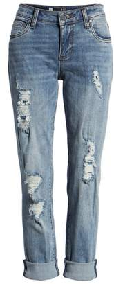 06bff2178d7 ... KUT from the Kloth SWAT FAME Catherine Ripped Boyfriend Jeans