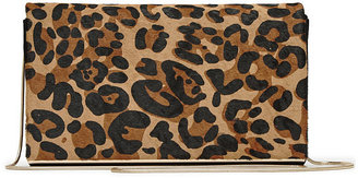 Mina Leopard Leopard-Print Bag $195 thestylecure.com