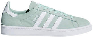 adidas Unisex Campus Leather Lace-Up Sneakers