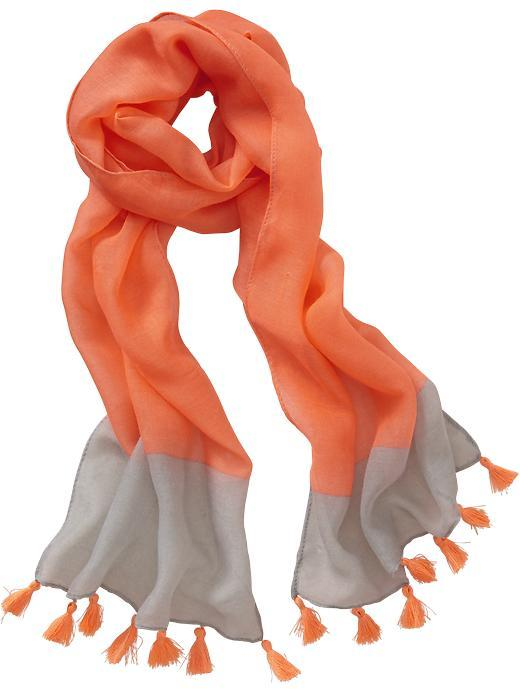 Old Navy Girls Printed Gauze Scarves
