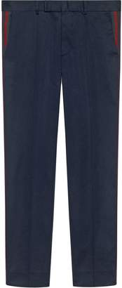 Gucci 60s pant with Web
