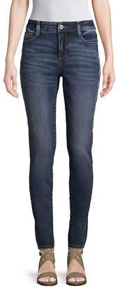 ST. JOHN'S BAY Novelty Skinny Jean - Tall
