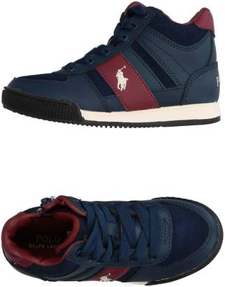 Ralph Lauren High-tops & sneakers - Item 11288153HK