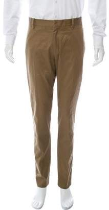 Acne Studios Relaxed Flat-Front Pants