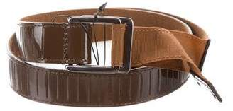 Sportsmax Code D-Ring Buckle Belt w/ Tags