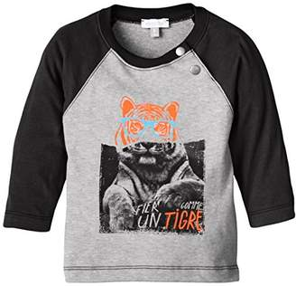 Absorba Baby-Boys Indigo Trip Polo Shirt,(Manufacturer Size:4A)